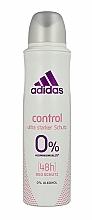 Parfums et Produits cosmétiques Déodorant sans aluminium - Adidas Control 48h Deodorant