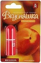 Parfums et Produits cosmétiques Rouge à lèvres hygiénique à l'arôme de pêche - Relouis