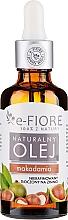 Parfums et Produits cosmétiques Huile de macadamia 100% naturelle pour corps - E-Fiore Natural Oil