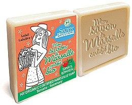 Parfums et Produits cosmétiques Set savons de Marseille à la tomate et au romarin - Secrets De Provence My Marseille Soap Tomato-Rosemary (2x100g)