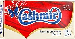 Parfums et Produits cosmétiques Mouchoirs, 100 pcs - Cashmir