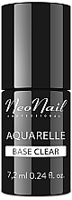 Parfums et Produits cosmétiques Base pour vernis hybride 7,2 ml - NeoNail Professional Aquarelle Base
