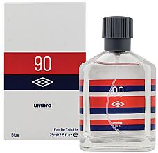 Parfums et Produits cosmétiques Umbro 90 Blue - Eau de Toilette