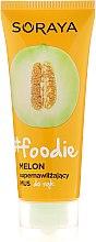 Parfums et Produits cosmétiques Mousse ultra hydratante au melon pour les mains - Soraya Foodie Melon Mus