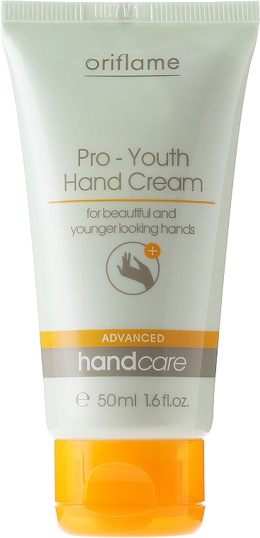 Crème mains - Oriflame Hand Care Pro-Youth Hand Cream — Photo N1