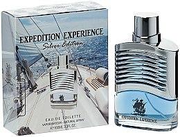 Parfums et Produits cosmétiques Georges Mezotti Expedition Experience Silver - Eau de Toilette