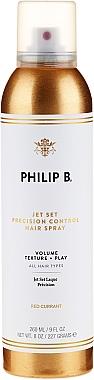 Laque précision pour cheveux - Philip B Styling Jet Set — Photo N1