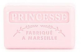 Parfums et Produits cosmétiques Savon de Marseille végétal au beurre de karité, Princesse - Foufour Savonnette Marseillaise Princesse
