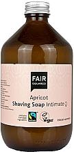 Parfums et Produits cosmétiques Savon de rasage intime à l'huile d'abricot - Fair Squared Apricot Shaving Soap Intimate