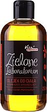 Parfums et Produits cosmétiques Huile raffermissante à l'huile de jojoba et de carotte pour corps - Zielone Laboratorium