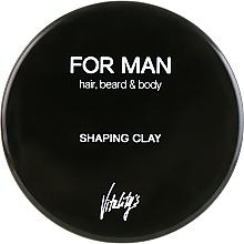 Parfums et Produits cosmétiques Argile coiffante à la cire d'abeille - Vitality's For Man Shaping Clay