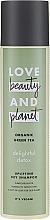 Parfums et Produits cosmétiques Shampooing sec à l'extrait de thé vert - Love Beauty&Planet Organic Green Tea Uplifting Dry Shampoo
