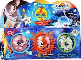 Parfums et Produits cosmétiques Set bomes de bain, Do It Yourself. Cosmic Bath Bomb - Chlapu Chlap