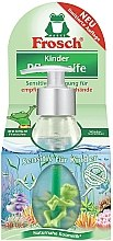 Parfums et Produits cosmétiques Savon liquide pour enfants - Frosch Kinder Liquid Soap