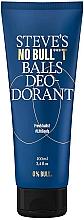 Parfums et Produits cosmétiques Déodorant pour les parties intimes - Steve`s No Bull***t Balls Deo-dorant