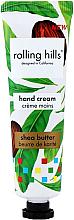 Parfums et Produits cosmétiques Crème au beurre de karité pour mains - Rolling Hills Shea Butter Hand Cream