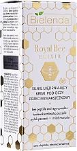 Parfums et Produits cosmétiques Crème à l'huile d'argan contour des yeux - Bielenda Royal Bee Elixir