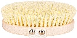 Parfums et Produits cosmétiques Brosse de bain et de massage pour corps, fibre de cactus - Miamed