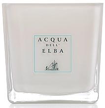 Parfums et Produits cosmétiques Acqua Dell Elba Note Di Natale - Bougie parfumée en verre