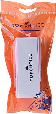Bloc polissoir 7576, rose - Top Choice