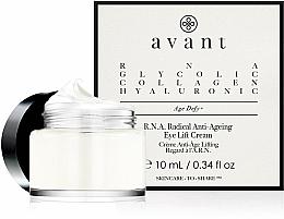 Parfums et Produits cosmétiques Crème liftante à la caféine pour contour des yeux - Avant R.N.A. Radical Anti-Ageing Eye Lift Cream