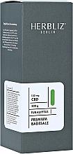 Parfums et Produits cosmétiques Sels de bain, Eucalyptus - Herbliz CBD