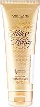 Parfums et Produits cosmétiques Gommage au lait et miel pour mains - Oriflame Milk & Honey Gold Hand Scrub