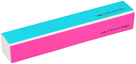 Bloc polissoir 4 étapes - Tools For Beauty 4-way Nail Buffer Block