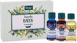 Parfums et Produits cosmétiques Kneipp - Set (huiles de bain/20mlx3)
