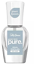 Parfums et Produits cosmétiques Top coat vegan - Sally Hansen Nail Polish Good. Kind. Pure. Top Coat