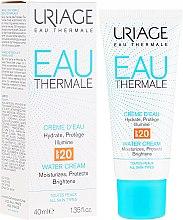 Parfums et Produits cosmétiques Crème d'eau aux vitamines C et E pour visage - Uriage Eau Thermale Light Water Cream SPF 20