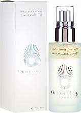 Parfums et Produits cosmétiques Brume bi-phasée aux huiles essentielles pour visage - Omorovicza Magic Moisture Mist