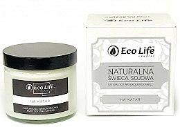 Parfums et Produits cosmétiques Bougie parfumée de soja naturel, Au Katar - Eco Life Candles