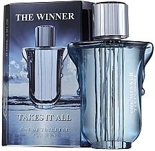 Parfums et Produits cosmétiques Omerta The Winner Takes It All - Eau de Toilette