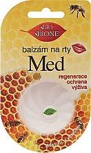 Parfums et Produits cosmétiques Baume à lèvres au miel et à la vitamine E - Bione Cosmetics Honey Vitamin E Lip Balm