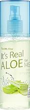 Parfums et Produits cosmétiques Gel-brume à l'extrait d'aloe vera pour visage - FarmStay It's Real Aloe Gel Mist
