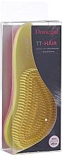 Parfums et Produits cosmétiques Brosse à cheveux, 1218, jaune-rose - Donegal TT-Hair