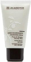 Parfums et Produits cosmétiques Crème à l'huile de prune pour visage - Academie Nourishing Cream