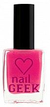 Parfums et Produits cosmétiques Vernis à ongles - Makeup Revolution I Love Makeup Nail Geek