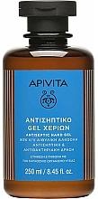 Parfums et Produits cosmétiques Gel antiseptique pour mains - Apivita Antiseptic Hand Gel