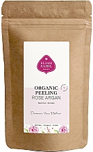 Parfums et Produits cosmétiques Gommage bio pour corps Rose et Argan - Eliah Sahil Organic Peeling Rose Argan (recharge)
