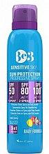 Parfums et Produits cosmétiques Protection solaire en spray pour peau sensible - Be3 Sun Protection Progressive Spray