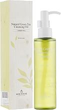 Parfums et Produits cosmétiques Huile nettoyante à l'extrait de thé vert pour visage - The Skin House Natural Green Tea Cleansing Oil