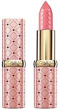 Parfums et Produits cosmétiques Rouge à lèvres hydratant - L'Oreal Paris Color Riche Valentine?s Day Limited Edition