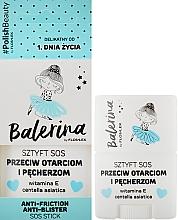 Parfums et Produits cosmétiques Stick à la vitamine E pour corps - Floslek Anti-Friction Anti-Blister Sos Stick
