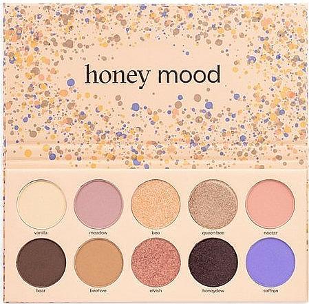 Palette d'ombres à paupières - Paese Honey Mood Eyeshadow Palette