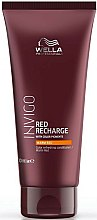 Parfums et Produits cosmétiques Après-shampooing raviveur de couleur, Rouge doux - Wella Professionals Invigo Color Recharge Warm Red Conditioner