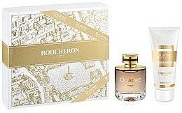 Parfums et Produits cosmétiques Boucheron Quatre Absolu De Nuit Pour Femme - Coffret (eau de parfum/50ml + lotion corporelle/100ml)