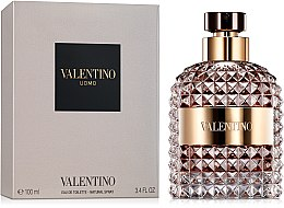 Parfums et Produits cosmétiques Valentino Valentino Uomo - Eau de Toilette