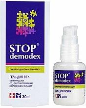 Parfums et Produits cosmétiques Gel à paupières - FBT FBT Stop Demodex